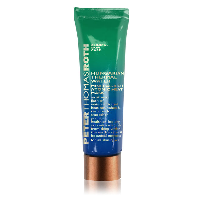 Hungarian Thermal Water Mineral-Rich Atomic Heat Mask - Travel Size
