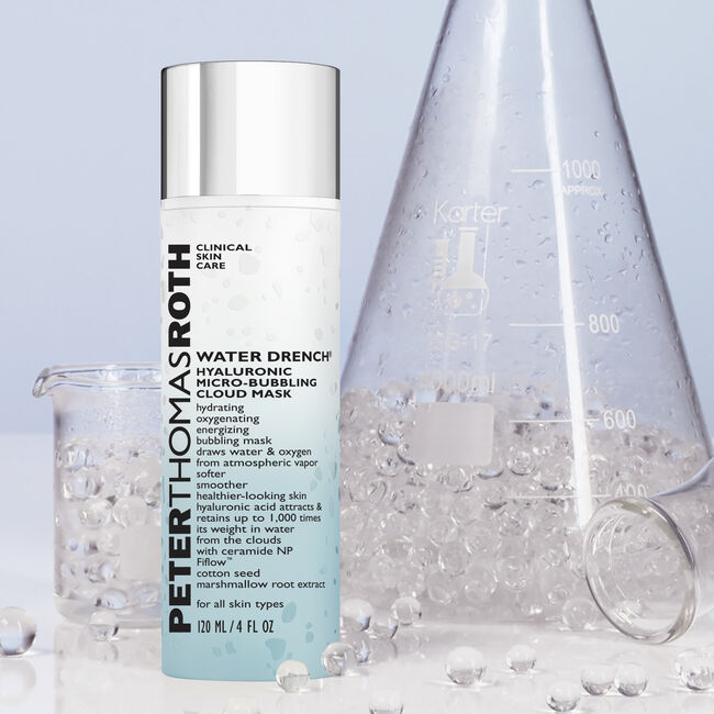 Water Drench Hyaluronic Micro-Bubbling Cloud Mask,