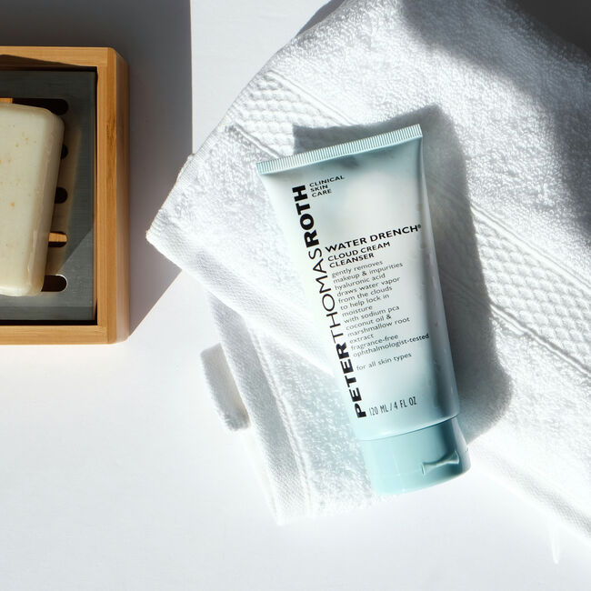Water Drench Cloud Cream Cleanser,