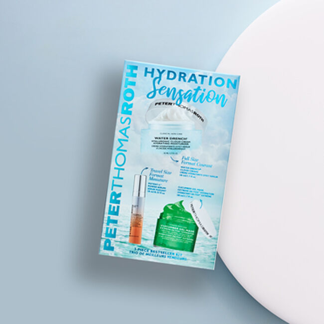 Hydration Sensation 3-Piece Bestseller Kit,