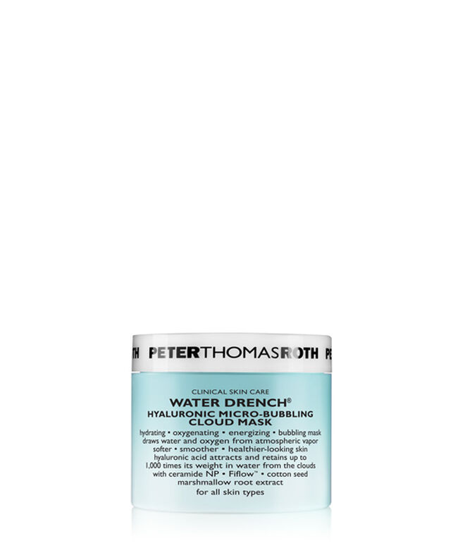 Water Drench Hyaluronic Micro-Bubbling Cloud Mask - Travel,