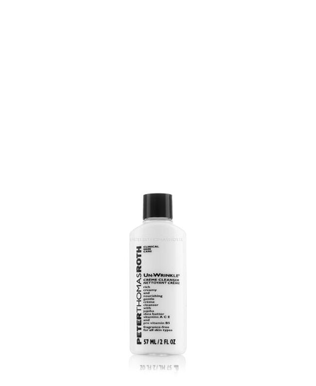 Un-Wrinkle Creme Cleanser - Travel Size,