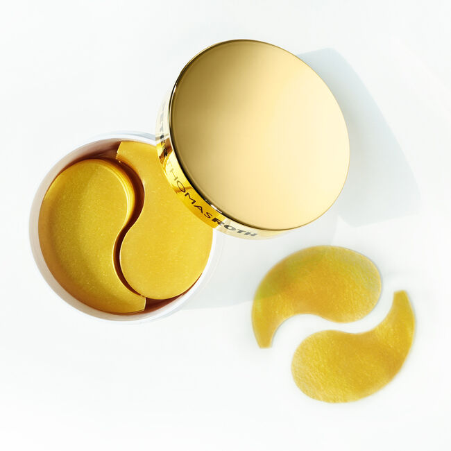 24K Gold Pure Luxury Lift & Firm Hydra-Gel Eye Patches,  image number null