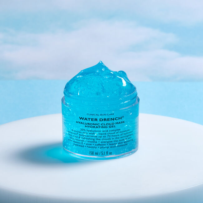 Water Drench Hyaluronic Cloud Mask Hydrating Gel,  image number null