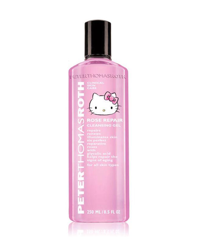 Hello Kitty Rose Repair Cleansing Gel,