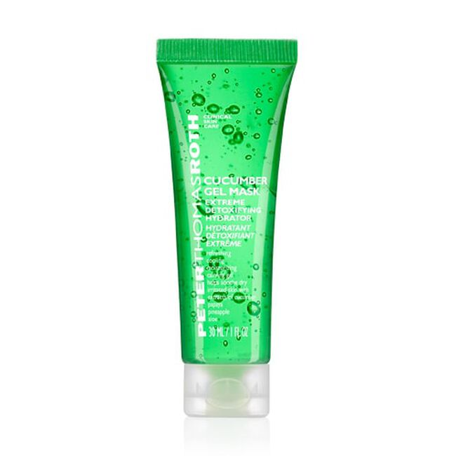 Cucumber Gel Mask - Travel Size, 30 ml / 1.0 fl oz