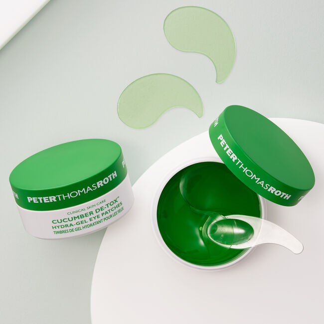 Cucumber De-Tox Hydra-Gel Eye Patches,