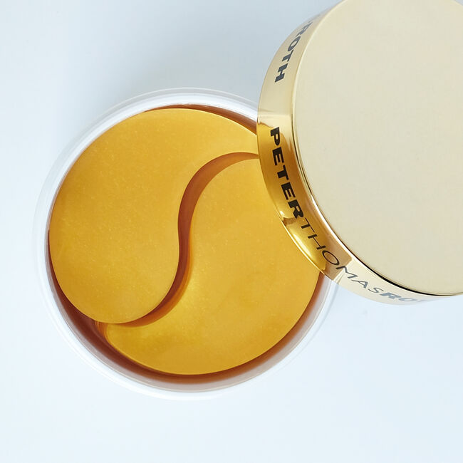 24K Gold Pure Luxury Lift & Firm Hydra-Gel Eye Patches,