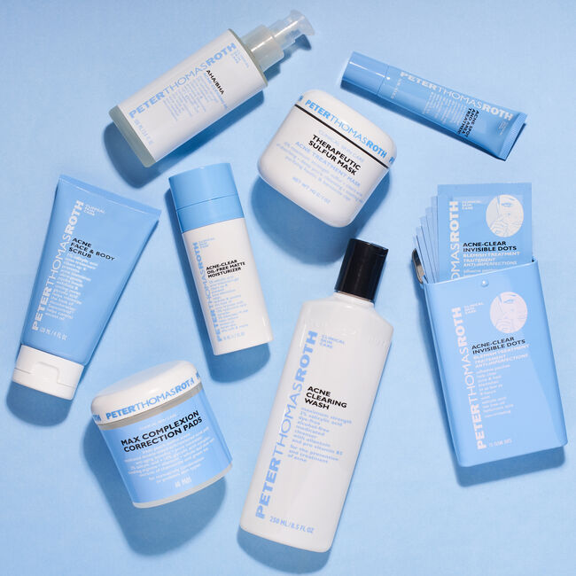 Acne-Clear Matte Moisturizer,  image number null