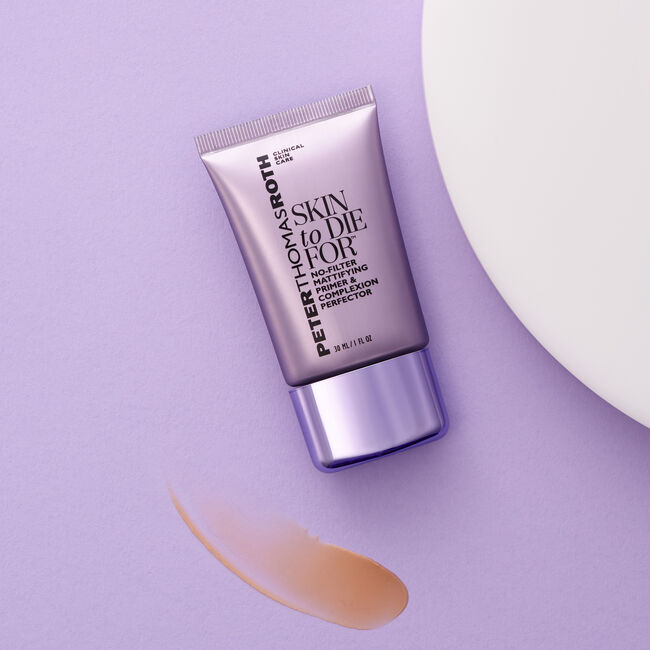 Skin To Die For Mattifying Primer,