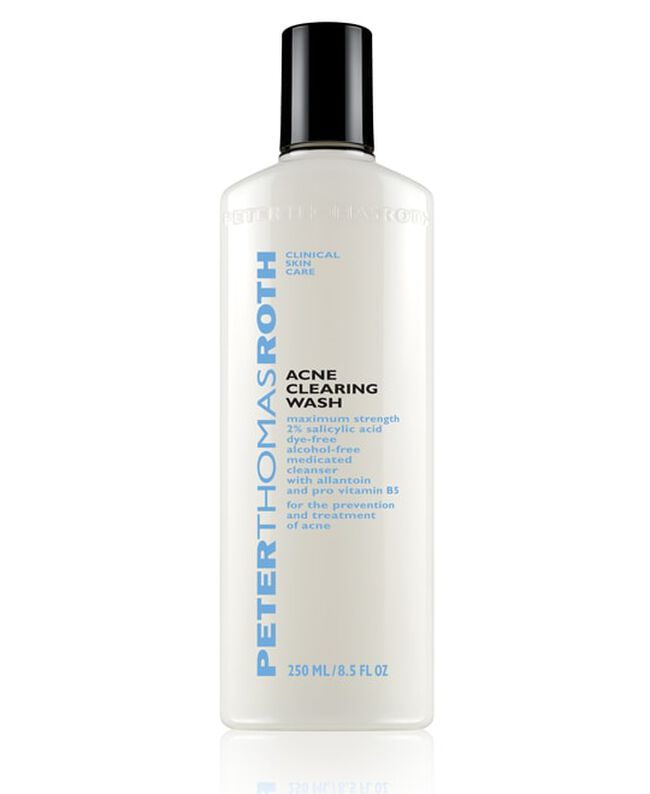 Acne Clearing Wash,