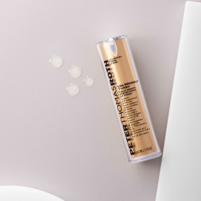Un-Wrinkle Turbo Face Serum,  image number null