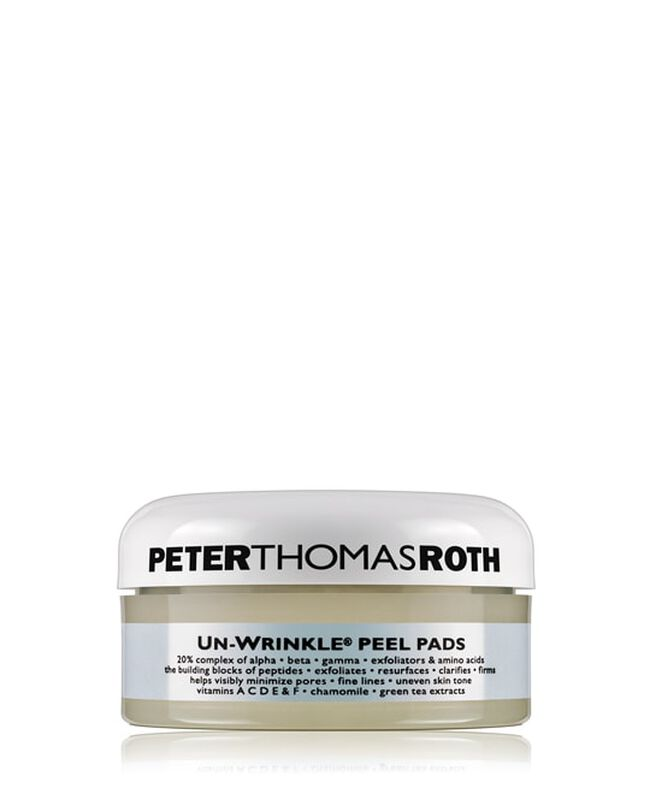 Un-Wrinkle Peel Pads - Travel Size, 20 Pads