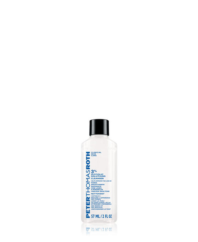 3% Glycolic Solutions Cleanser - Travel Size,