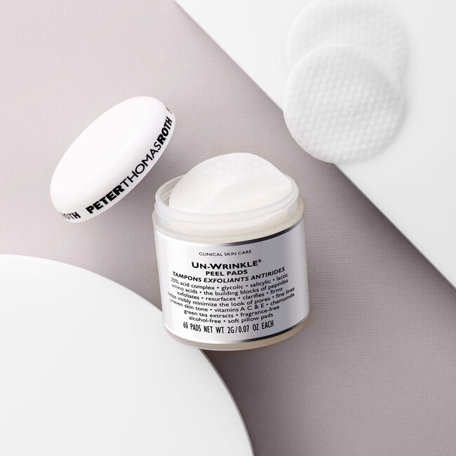 Un-Wrinkle Peel Pads - Super Size,  image number null