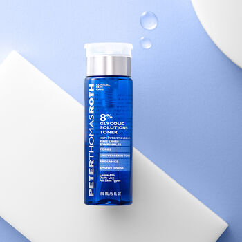 8% Glycolic Solutions Toner,