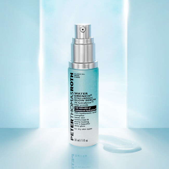 Water Drench Hyaluronic Glow Serum,  image number null