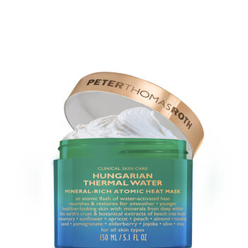 Hungarian Thermal Water Mineral-Rich Atomic Heat Mask,