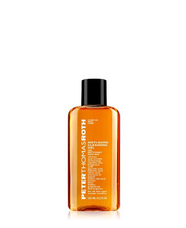 Anti-Aging Cleansing Gel - Travel Size 125ml, 125 ml / 4.2 fl oz