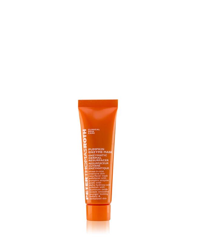 Pumpkin Enzyme Mask - Travel Size 14ml, 14 ml / 0.47 fl oz