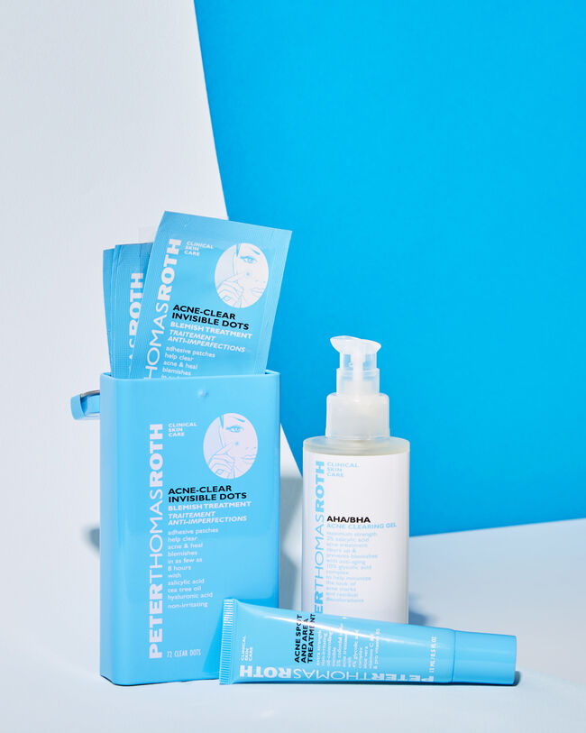 Acne-Clear Invisible Dots,