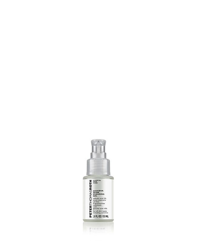 AHA/BHA Acne Clearing Gel - Travel Size,