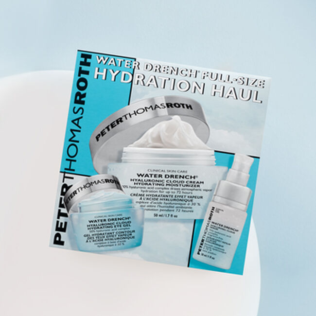 Water Drench Full-Size Hydration Haul 3-Piece Kit,