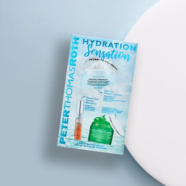 Hydration Sensation 3-Piece Bestseller Kit,