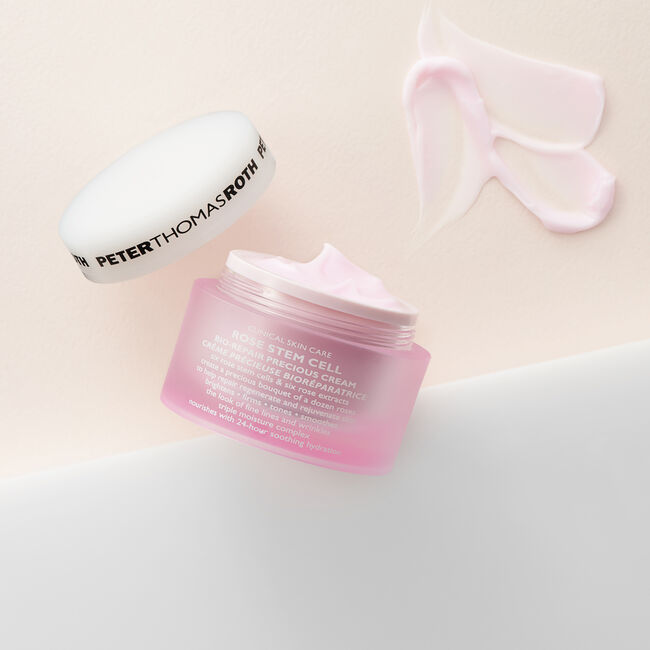 Rose Stem Cell Bio Repair Precious Cream Peter Thomas Roth
