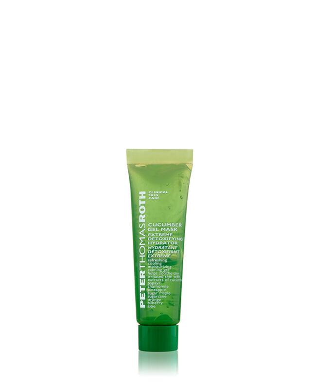 Cucumber Hydrating Gel Mask - Travel,
