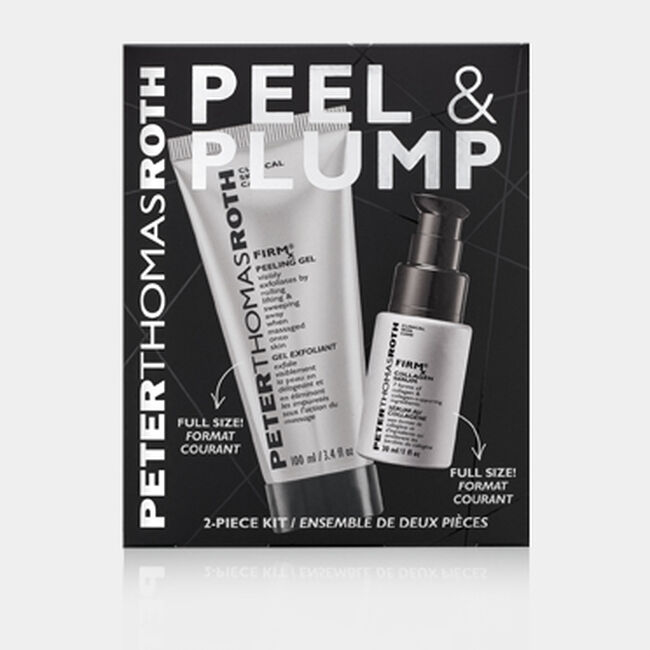 Peel & Plump 2-Piece Kit,
