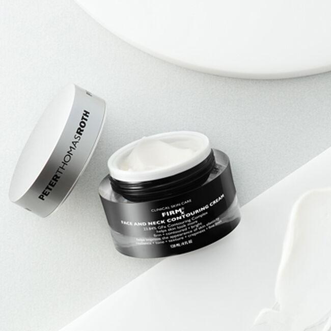Mega-Size FIRMx Face and Neck Contouring Cream,