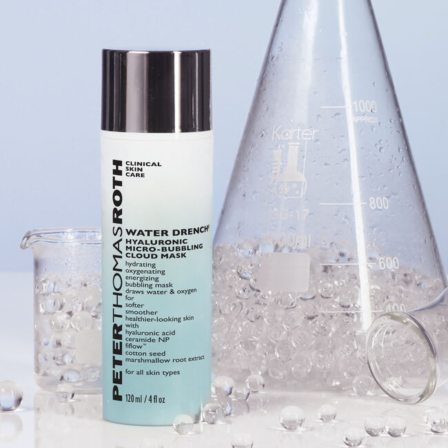 Water Drench Hyaluronic Micro-Bubbling Cloud Mask,  image number null