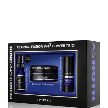 Retinol Fusion PM Power Trio,