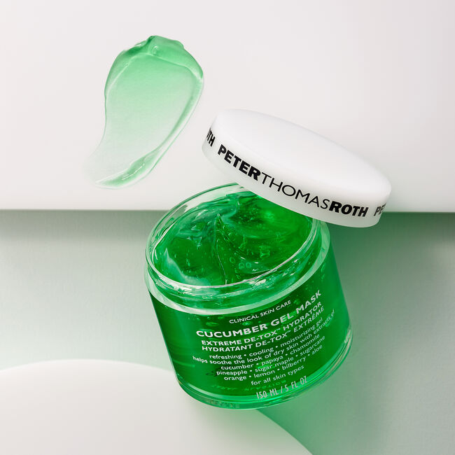 Cucumber Gel Mask - Travel Size,