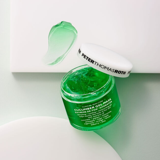 Cucumber Gel Mask - Travel Size
