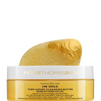 24K Gold Pure Luxury Cleansing Butter,
