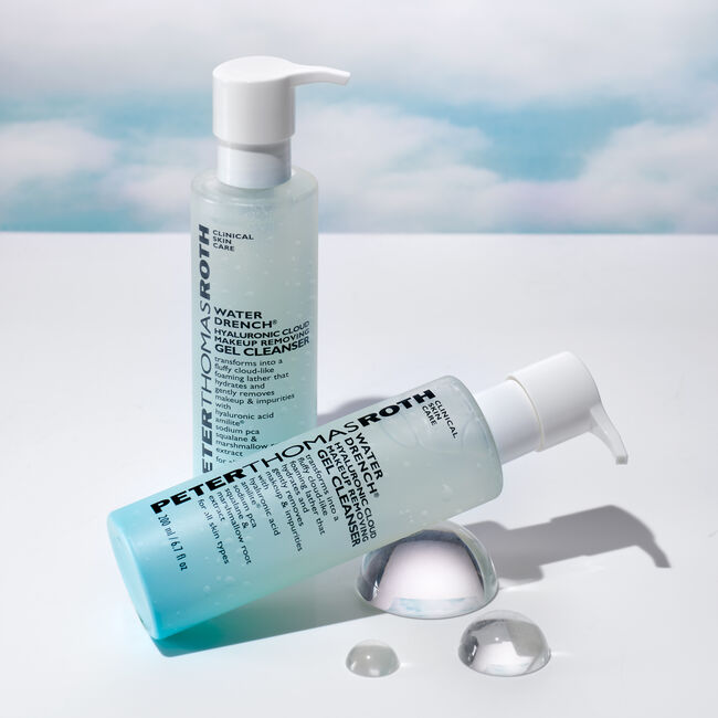 Water Drench Hyaluronic Cloud Makeup Removing Gel Cleanser,  image number null