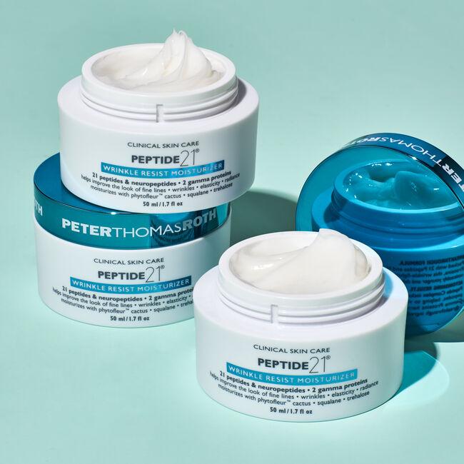 Peptide 21 Wrinkle Resist Moisturizer,