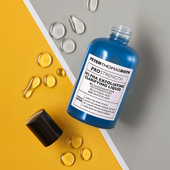 PRO Strength 10% PHA Exfoliating Clarifying Liquid,
