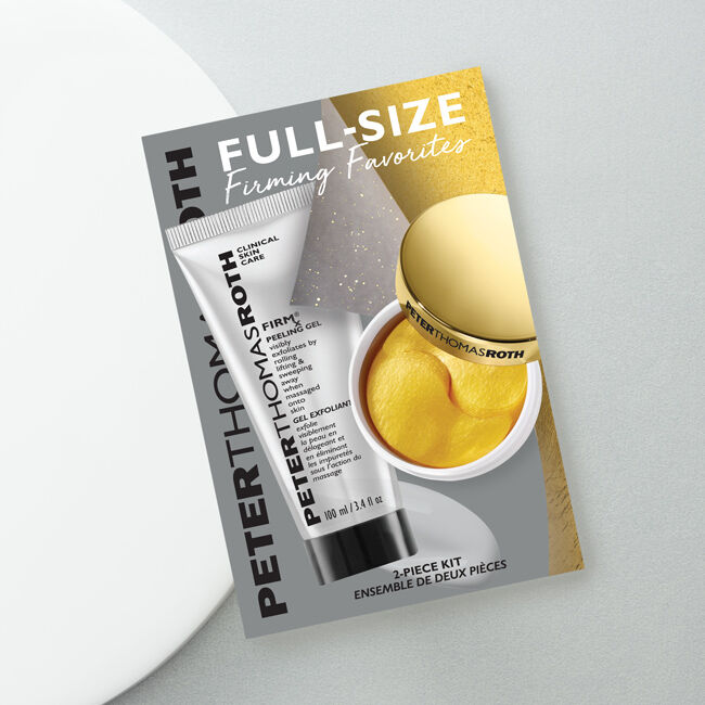 Full-Size Firming Favorites 2-Piece Kit
