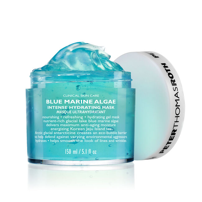 Blue Marine Algae Intense Hydrating Mask,  image number null