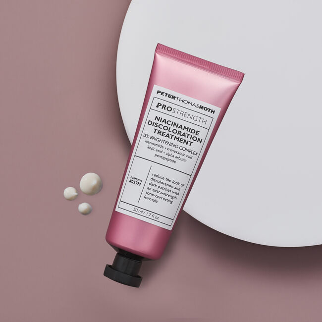 PRO Strength Niacinamide Discoloration Treatment   Peter Thomas Roth