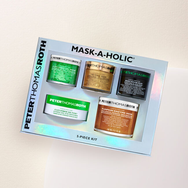 Mask-a-Holic 5-Piece Kit,