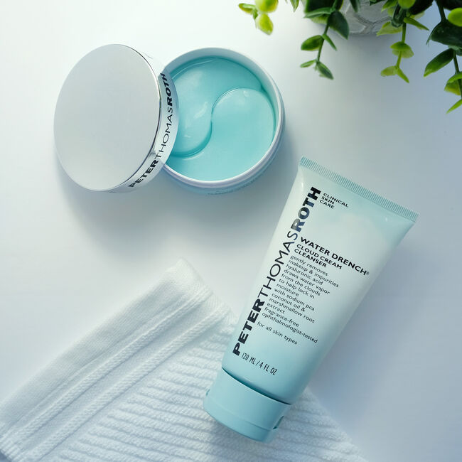 Water Drench Hyaluronic Cloud Hydra-Gel Eye Patches,