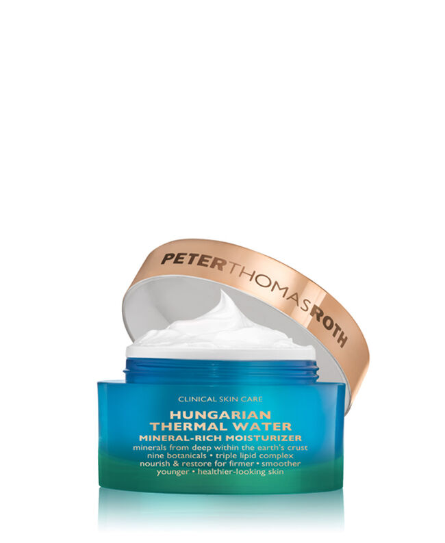 Hungarian Thermal Water Mineral-Rich Moisturizer,
