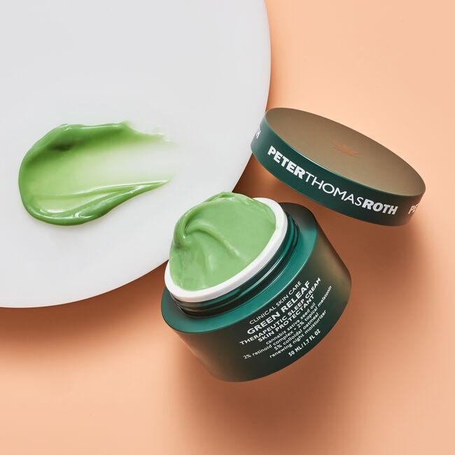 Green Releaf Therapeutic Sleep Cream Skin Protectant,  image number null