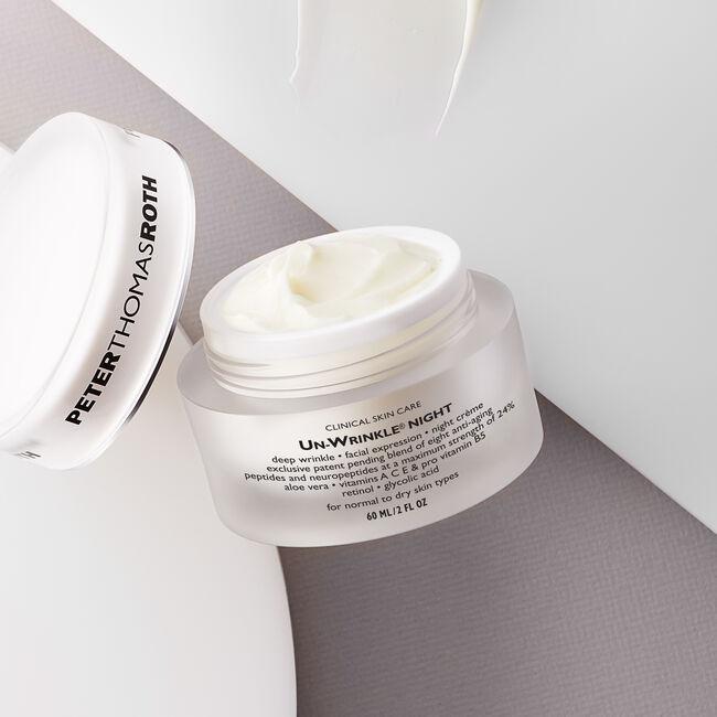 Un-Wrinkle Night Cream - Super Size,