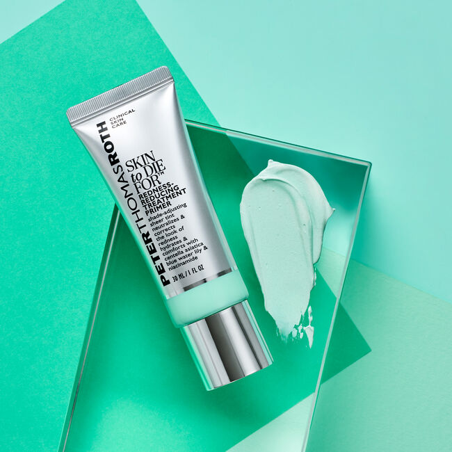 Skin To Die For Redness-Reducing Treatment Primer,