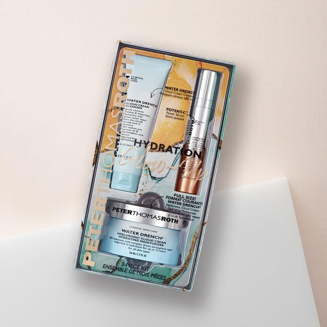 Hydration Glow-Up 3-Piece Kit,